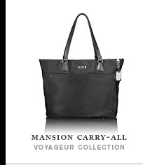 Travel with Distinction - Shop Mansion Carry-all