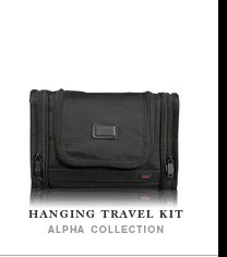 Travel with Distinction - Shop Hanging Travel Kit