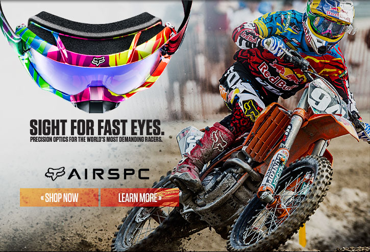 Sight For Fast Eyes - AIRSPC Goggle