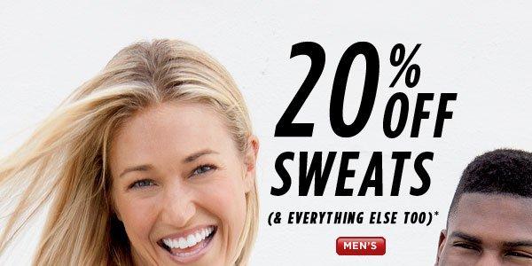 SHOP Men's Sweats