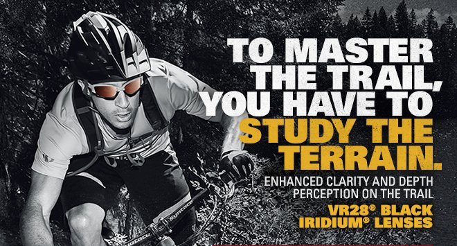 TO MASTER THE TRIAL YOU HAVE TO STUDY THE TERRAIN.