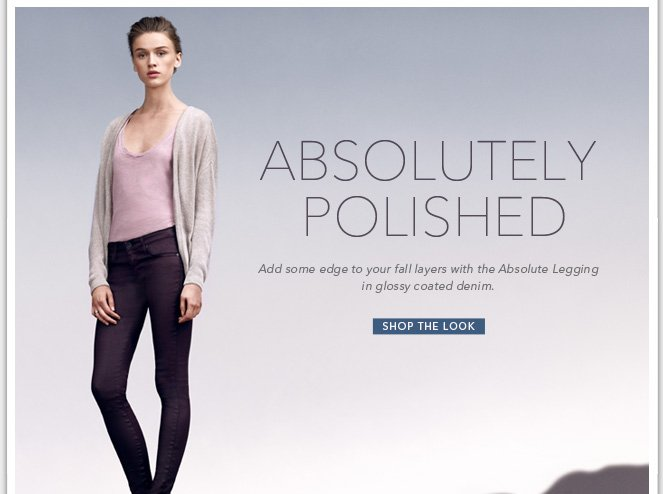 Shop The Look - Absolutely Polished