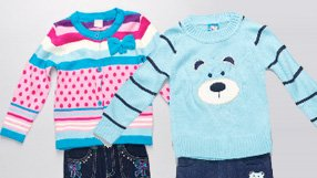 Sweater Sets and Puffer Vests