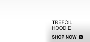 TREFOIL HOODIE SHOP NOW »