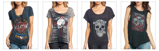 Womens Tops Short Sleeve Tees