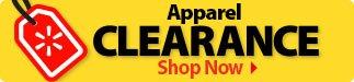 Shop clearance apparel