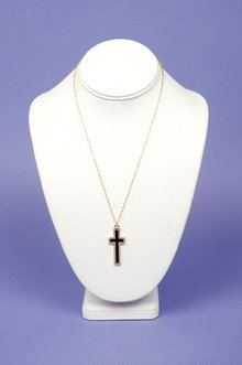 CROSS SHADOW NECKLACE 9