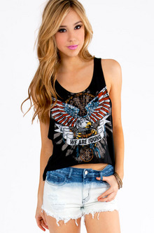 AMERICAN EAGLE TANK TOP 22