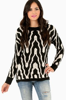 WAVING ZENA KNITTED SWEATER 39