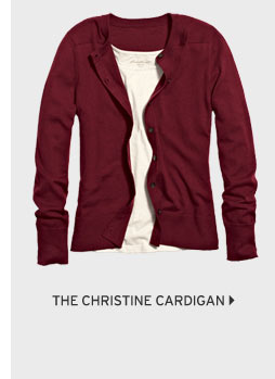 The Christine Cardigan