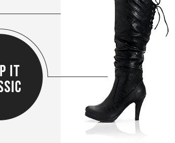 Top Moda Win Boots