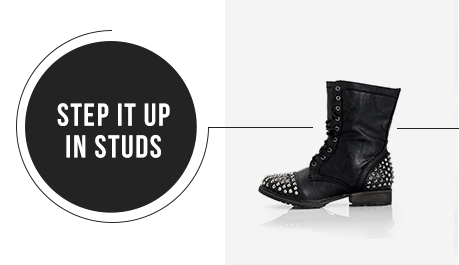 Breckelle's Georgia Studded Boots