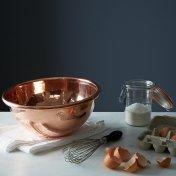 Vintage Copper Bowl