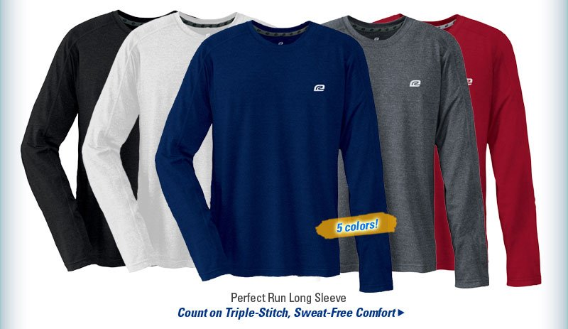 Perfect Run Long Sleeve