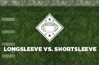 Longsleeve VS. Shortsleeves