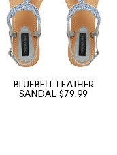 BLUEBELL LEATHER SANDAL