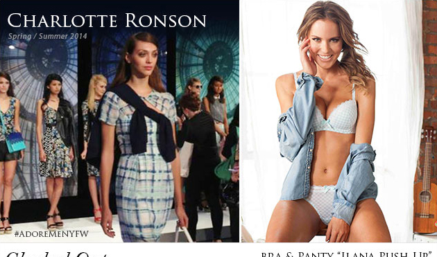 Charlotte Ronson - Checked out