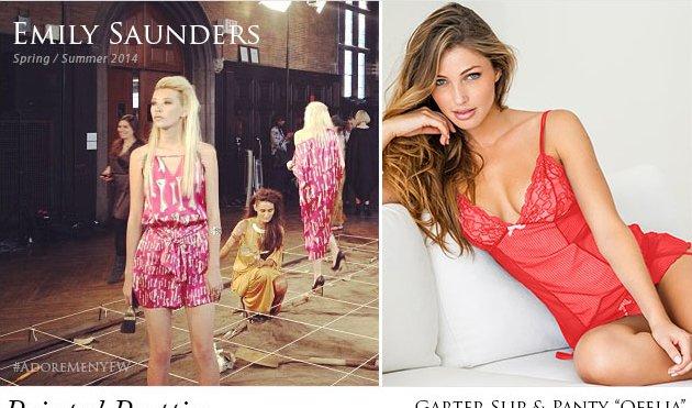 Emily Saunders - Printed pretties