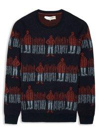Plectrum Spirit of Union Wool Jumper