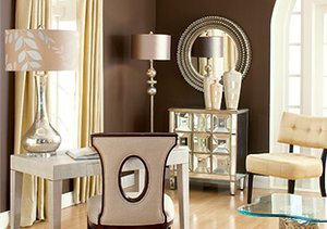 Shop the Room: Romantic Contemporary