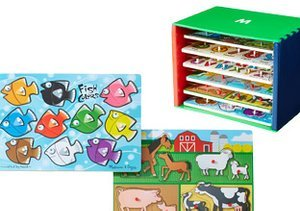 Perfect Gift: Engraved Puzzle Sets