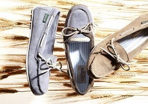 Into the Outdoors: Casual Shoes