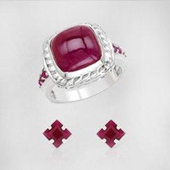 Sapphire & Ruby Jewelry Blowout