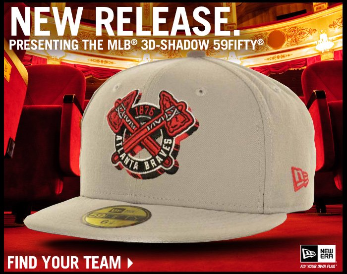 New Arrival - MLB 3D-Shadow 59FIFTY - Shop Now!