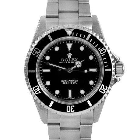 Rolex Submariner // c. 1990