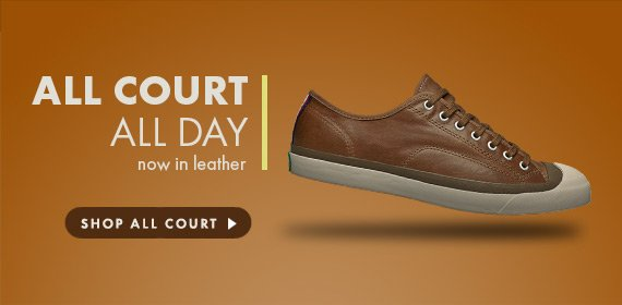 SHOP ALL COURT - NOW IN LEATHER