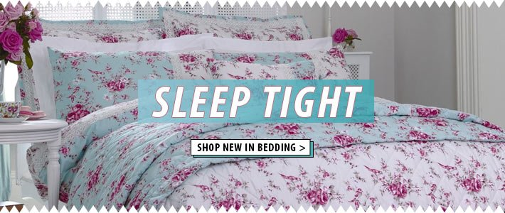 New In Bedding