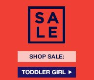 SHOP SALE: TODDLER GIRL