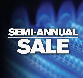 The Semi-Annual Sale Is On