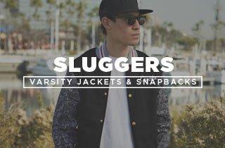 Varsity Jackets & Snapbacks