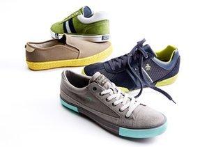 Colorful Kicks: Sneakers
