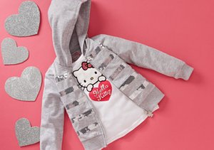 Hello Fall: Outerwear & Hoodies From Hello Kitty