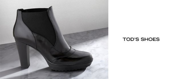TOD'S SHOES, Event Ends September 23, 9:00 AM PT >