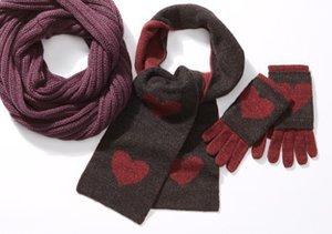 Carolina Amato: Scarves & Gloves