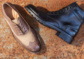 Shop Wolverine 1000 Mile Boots & Brogues