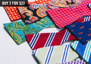 Shop Bowtie Blowout: Buy 2 for $22