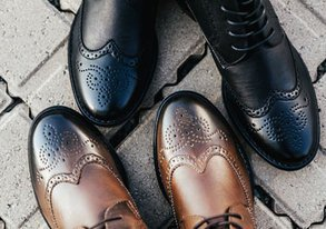 Shop New J75: Dressed-Up Leather Shoes
