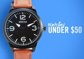 Shop Watches Under $50