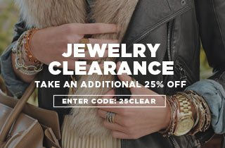 Jewelry Clearance