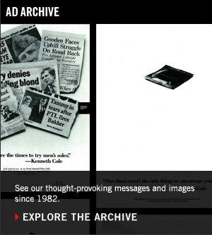 AD ARCHIVE › EXPLORE THE ARCHIVE
