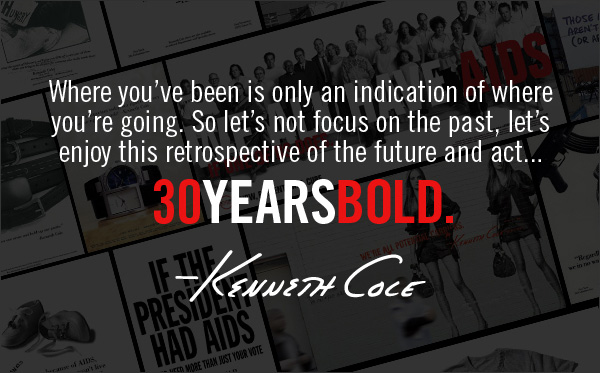 30 YEARS BOLD