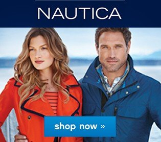 Nautica. Shop now.