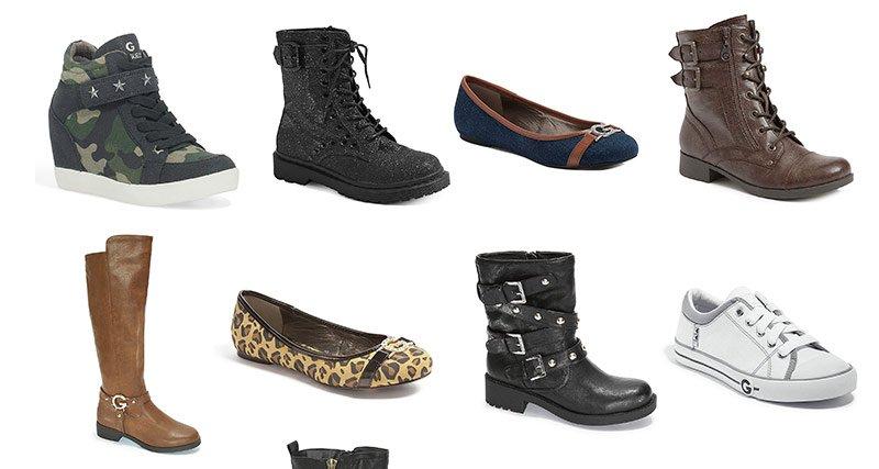 30% OFF All Footwear
