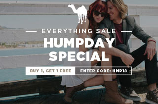 Hump Day Special: Buy 1, Get 1 with code HMP18