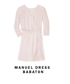 Manuel Dress Baba
