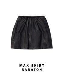 Max Skirt Babaton